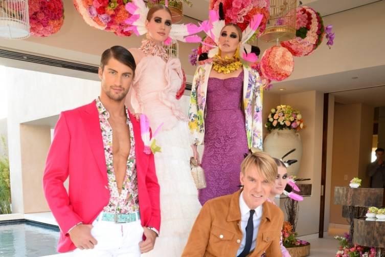 9- Ken Downing and models