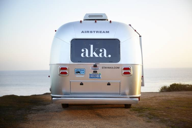 AKA Mobile Sutie Exterior Rear