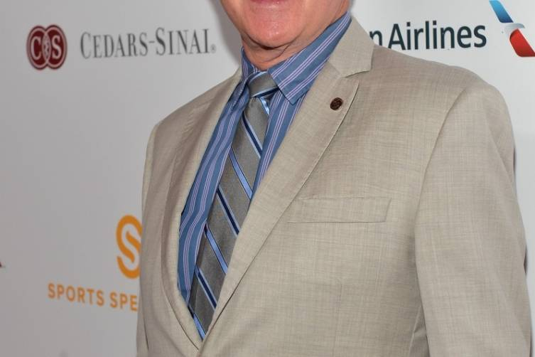 Actor Alan Thicke arrives on the red carpet at the 2014 Sports Spectacular Gala (Alberto E. Rodriguez,Getty Images)