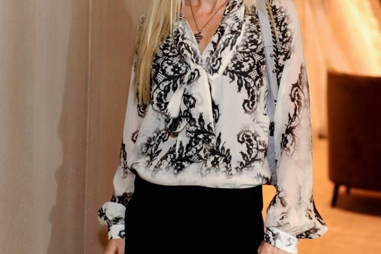 Monique lhullier hosts glam luncheon at melrose place boutique for Alexandra furstenberg