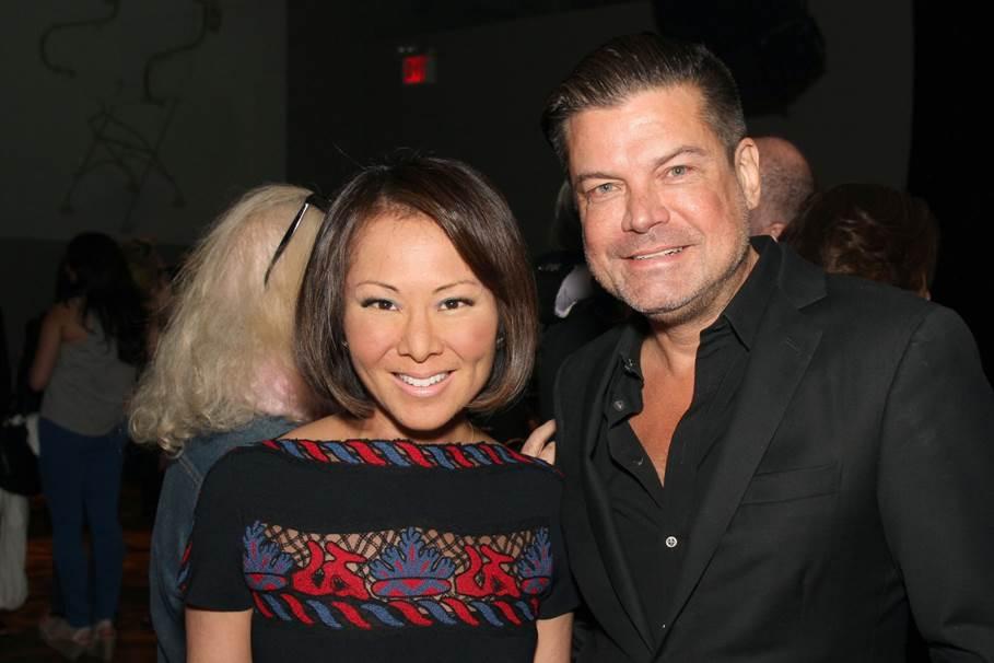 Alina Choe and Douglas Hannant