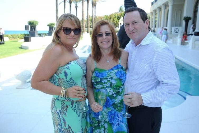 Alli Malnik, Jill Perel, & David Perel