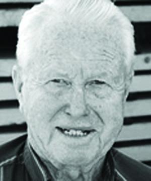 """Archie Aldis """"Red"""" Emmerson"""