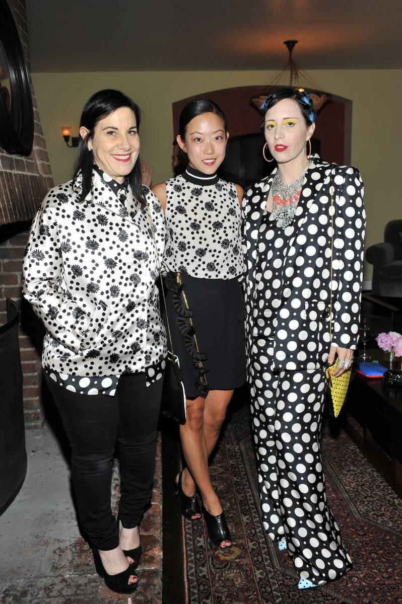 Arianne Phillips, Tomoko Ogura, Rose Apodaca