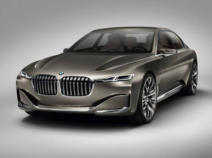 BMW Future Vision Luxury Concept 1