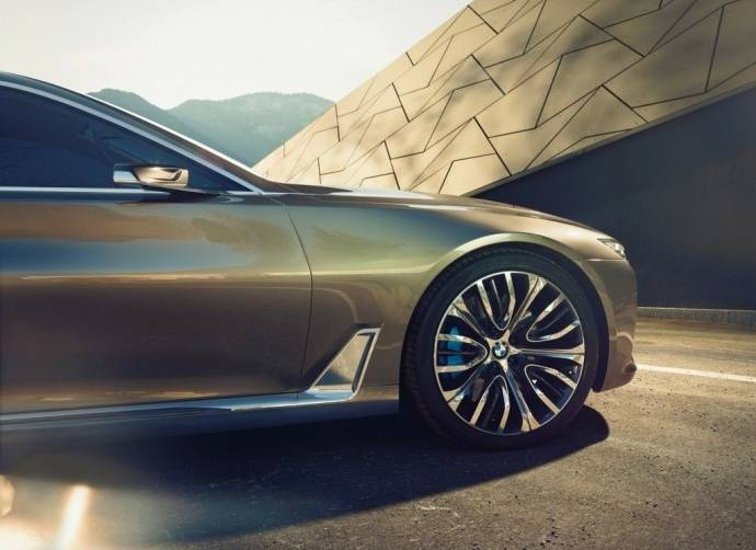BMW Future Vision Luxury Concept 12