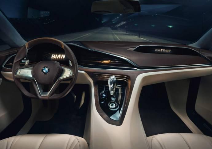 BMW Future Vision Luxury Concept 14