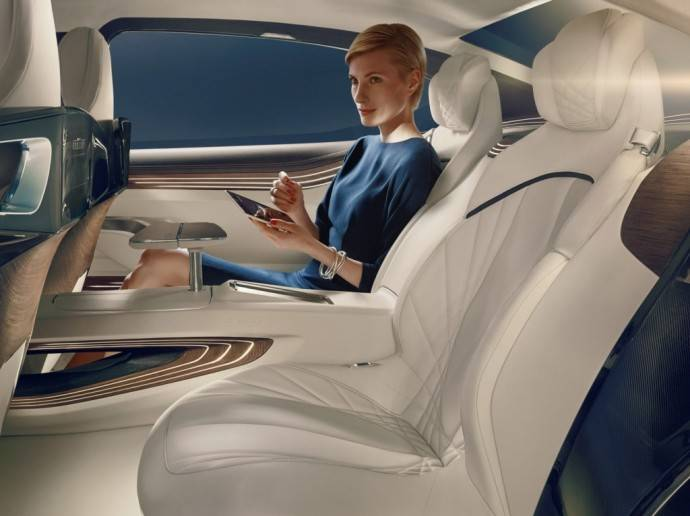 BMW Future Vision Luxury Concept 16