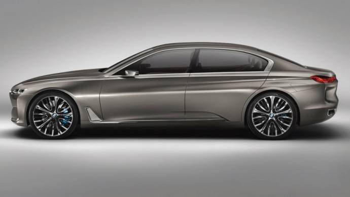 BMW Future Vision Luxury Concept 3