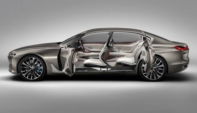 BMW Future Vision Luxury Concept 4