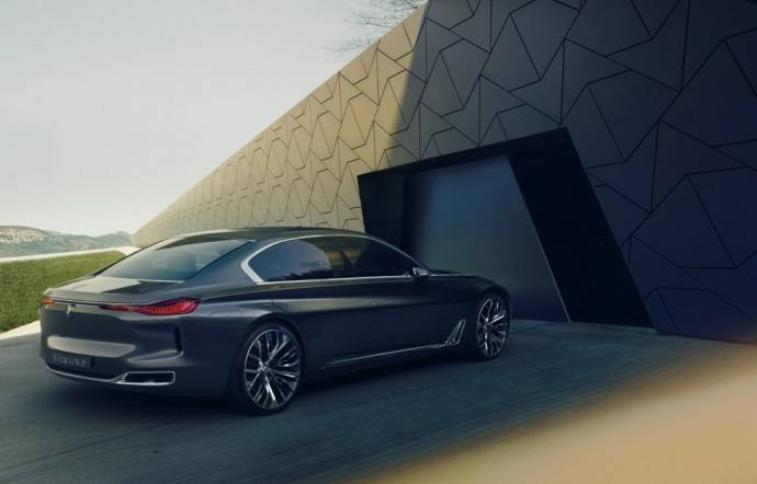 BMW Future Vision Luxury Concept 5