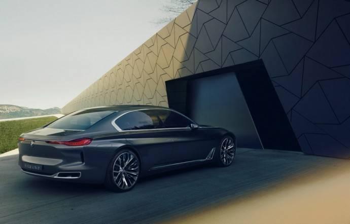 BMW Future Vision Luxury Concept 5