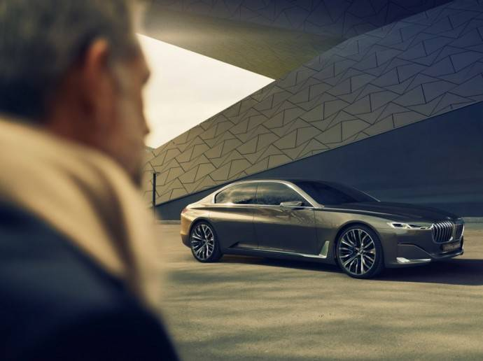BMW Future Vision Luxury Concept 6