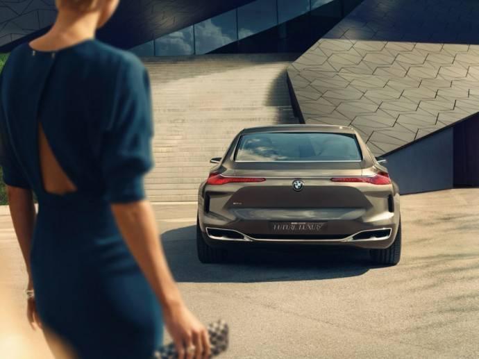 BMW Future Vision Luxury Concept 7