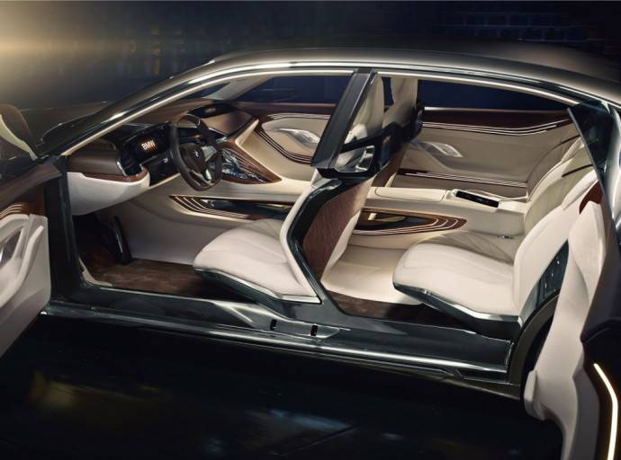 BMW Future Vision Luxury Concept 8