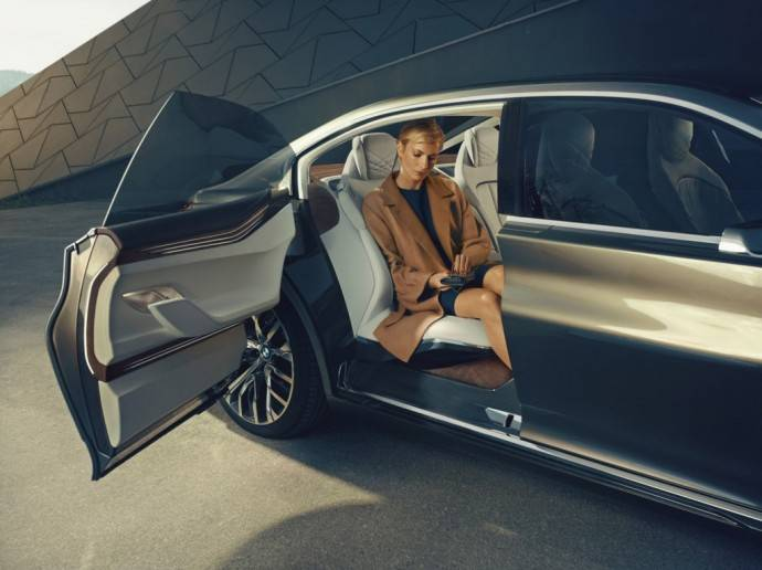 BMW Future Vision Luxury Concept 9