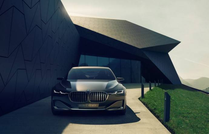 BMW Future Vision Luxury Concept