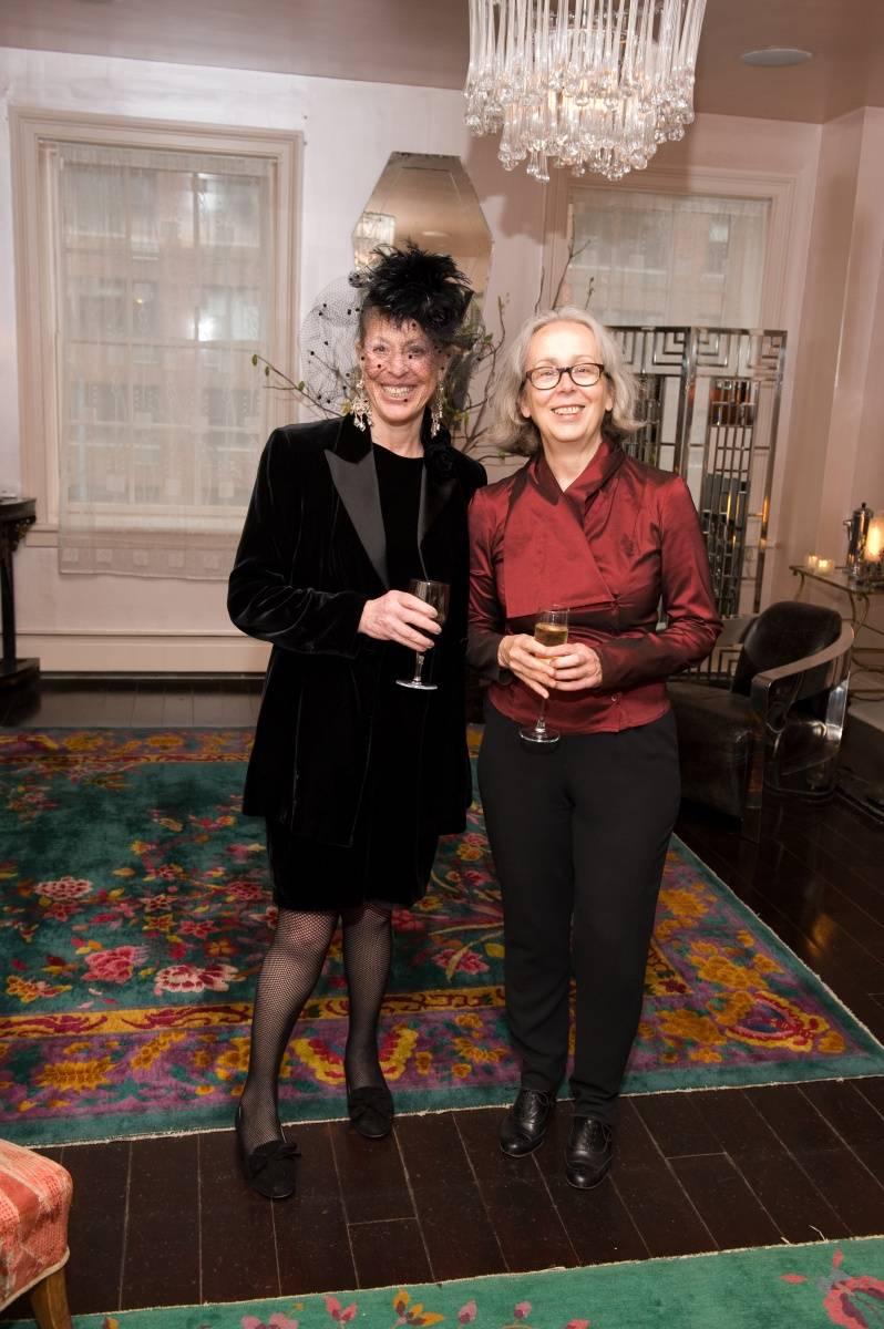 Barbara Hoffman, Cynthia Hedstrom