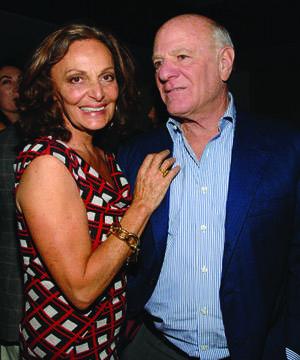 Barry Diller & Diane Von Furstenberg