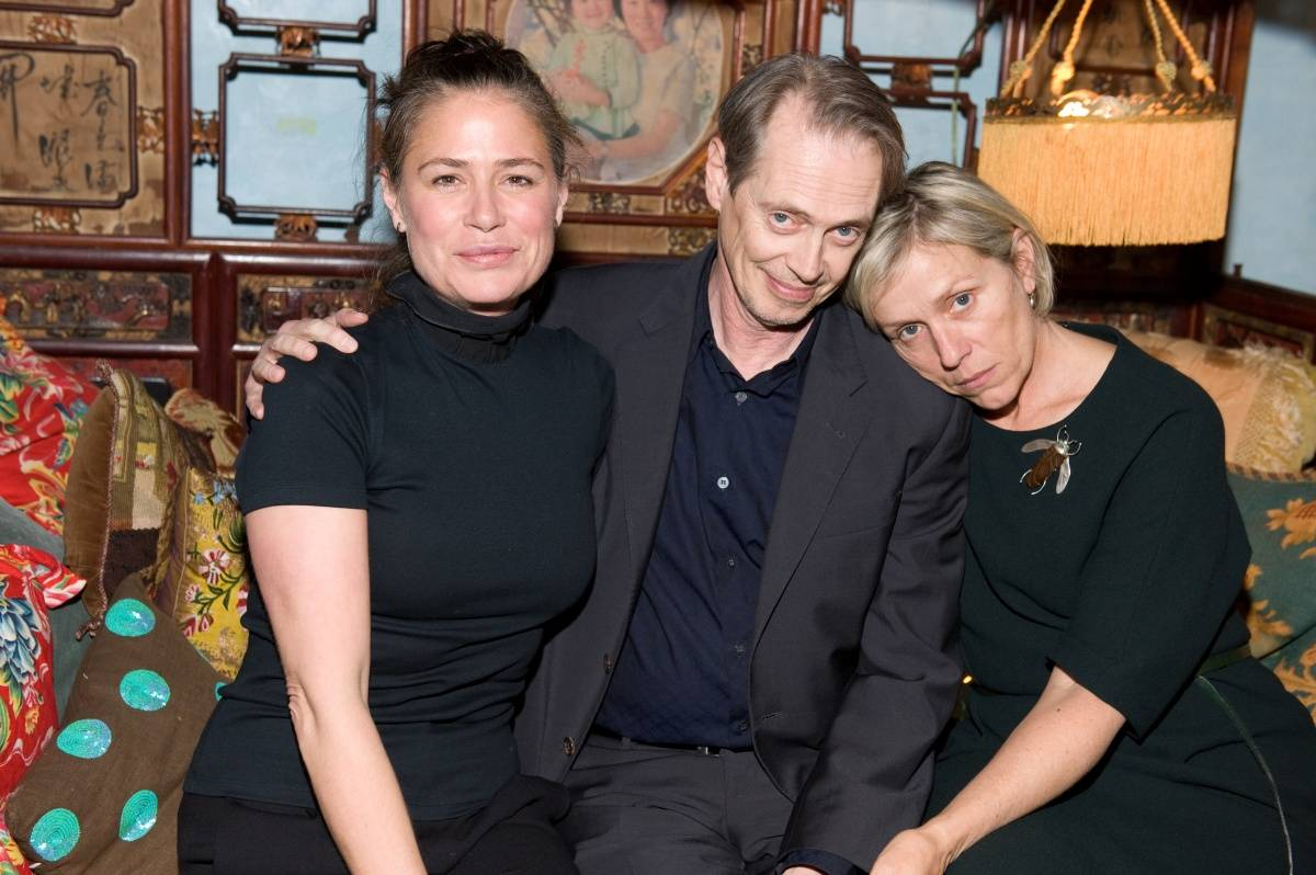 Benefit Hosts - Maura Tierney, Steve Buscemi, Frances McDormand