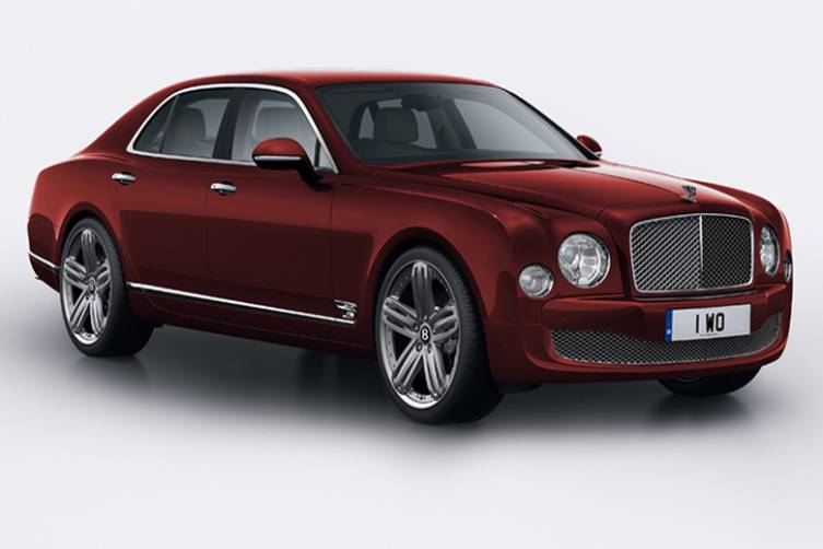 Bentley Mulsanne Special Edition