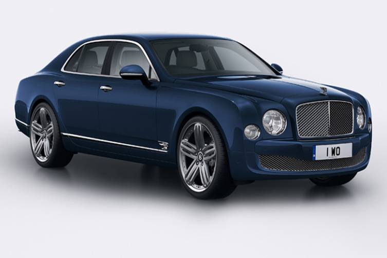Bentley Mulsanne Special Edition