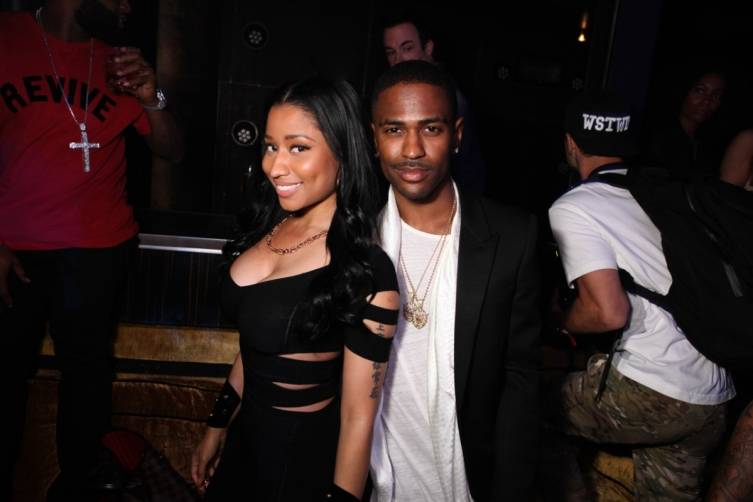 Big Sean Nicki-HAZE-5-25 2
