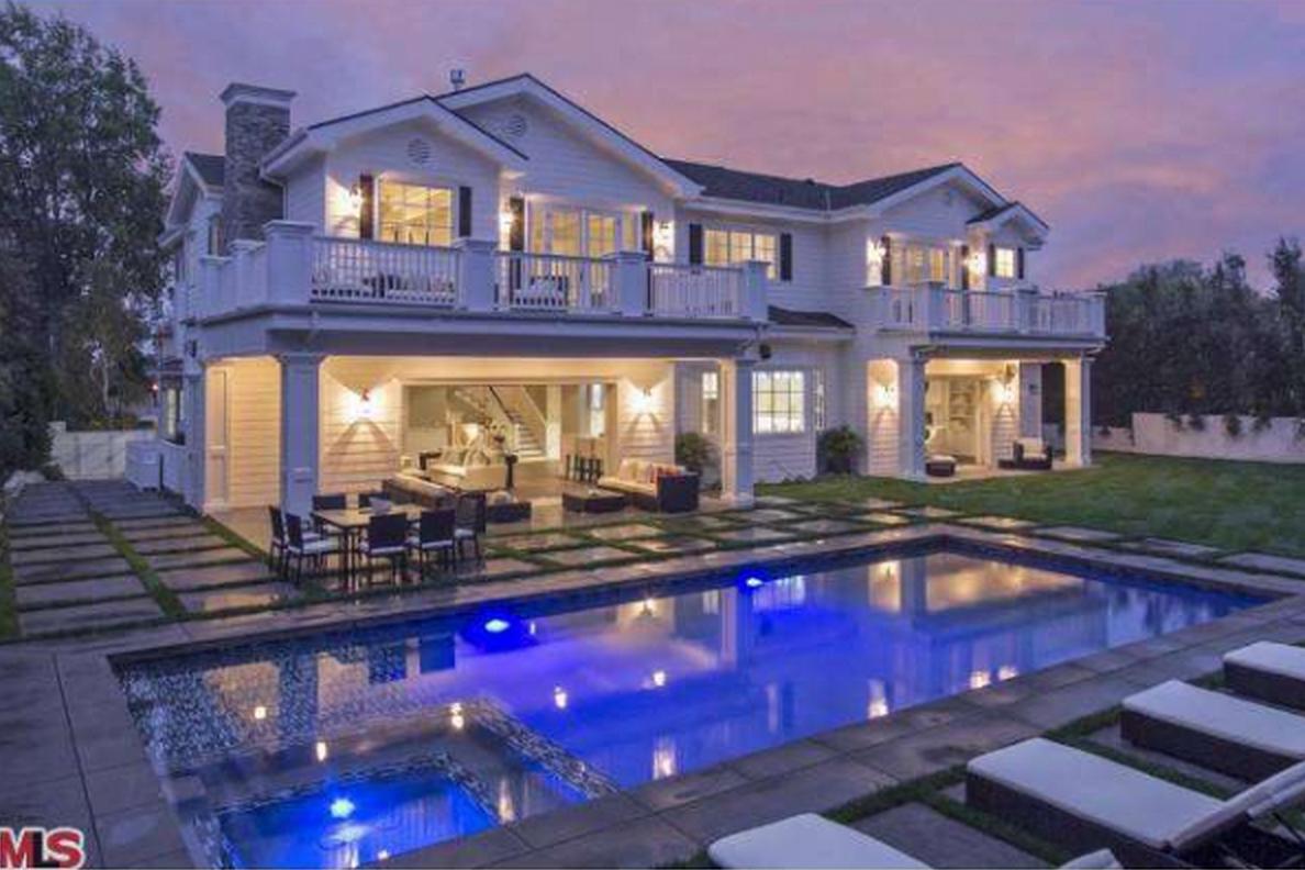Blake Griffin Home