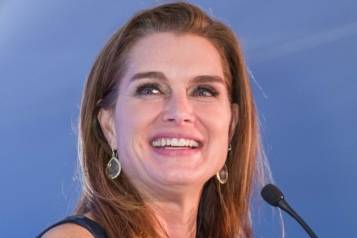 Brooke Shields-PartTheCloud-Drew Altizer Photography