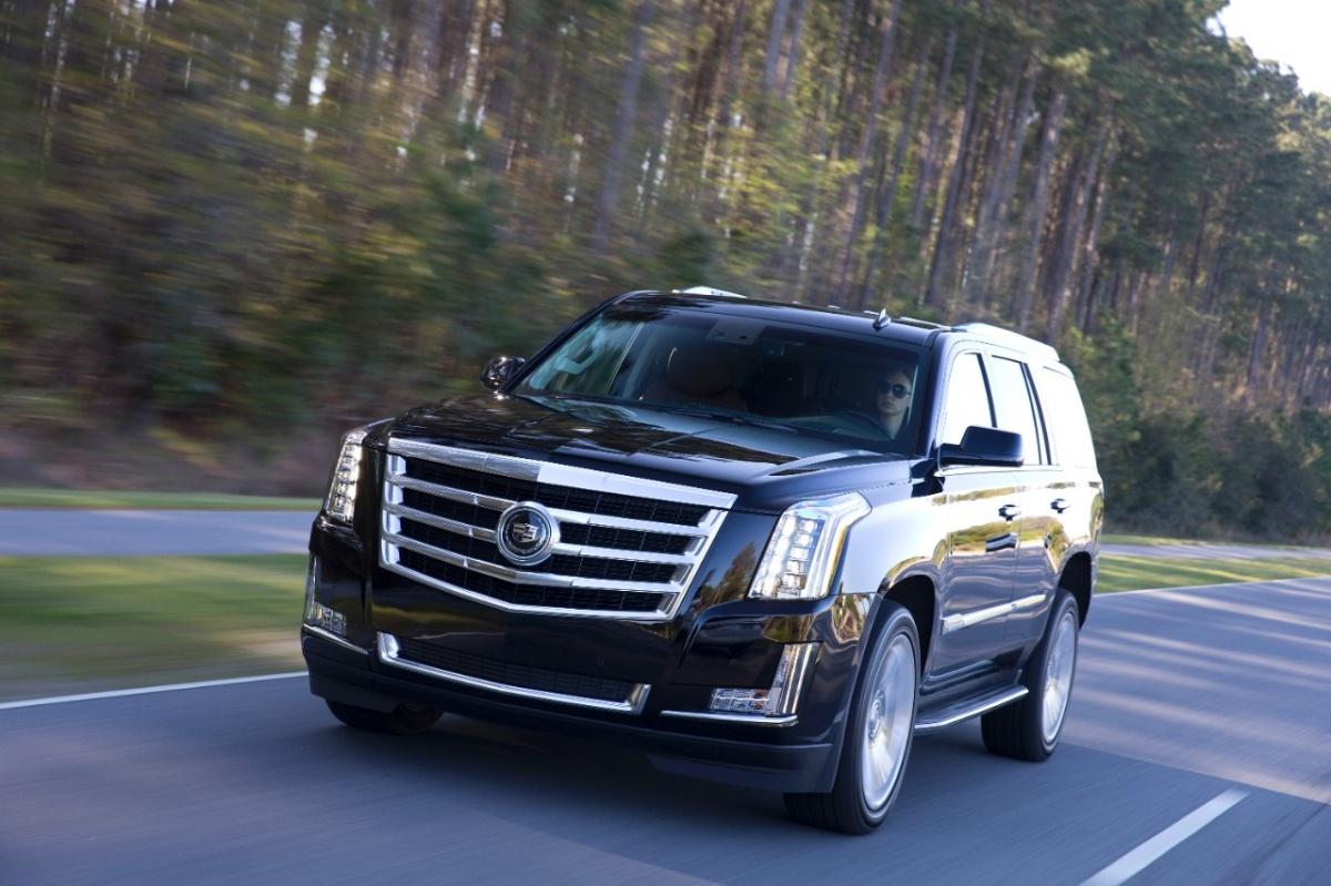 2015 Cadillac Escalade Imperial Fortune Haute Living