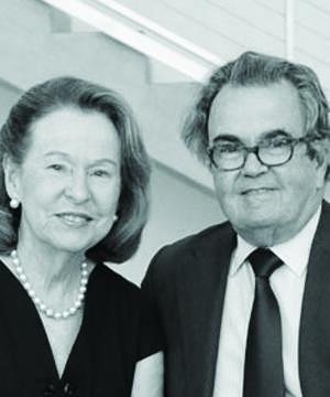 Carlos and Rosa de la Cruz