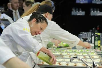 Chef Nancy Silverton at L.A. LIVE's All-Star Chef Classic – All-Star Lunch_PhotoCredit_GettyImages