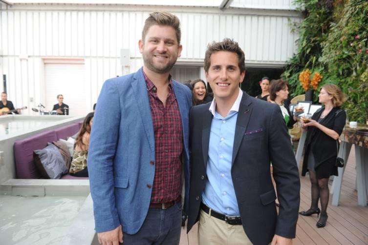 Chris Hudnall & Daniel Deshe