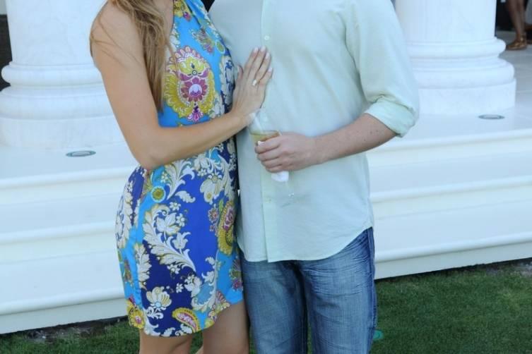 Christine Corson & Brandon May
