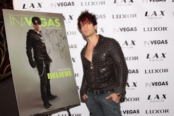 Criss Angel_LAX Nightclub 2