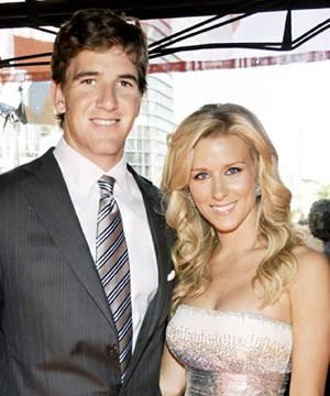 Eli & Abby Manning