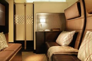 Etihad Airways Luxurious Passenger Jets