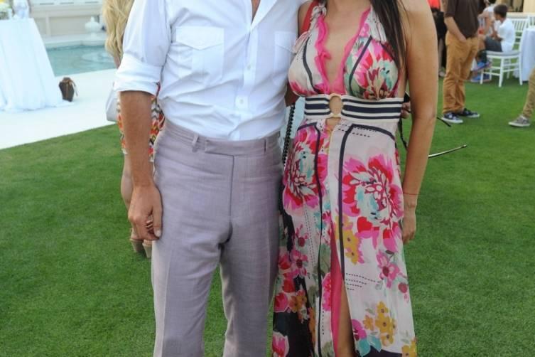 Frederic Marq & Adriana De Moura
