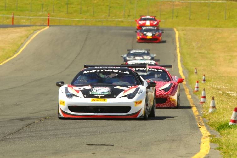 Ferrari Race Weekend Sonoma
