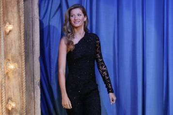Gisele Bundchen, credit Lloyd Bishop:NBC