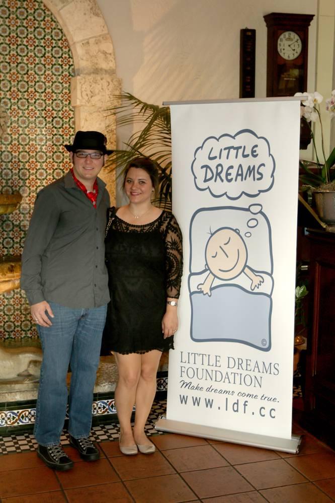 Little Dreams Foundation Hosts Keep Dreaming Brunch At Joe