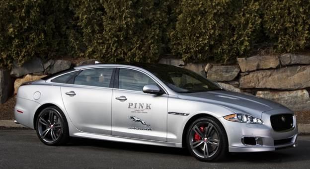 Jaguar and Thomas Pink Collaboration