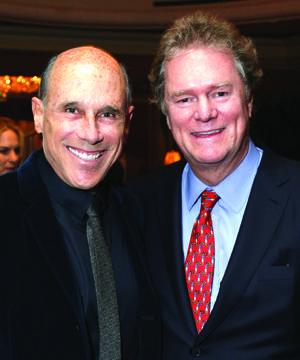 Rick Hilton and Jeff Hyland