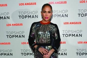 Jennifer Lopez, courtesy of Getty