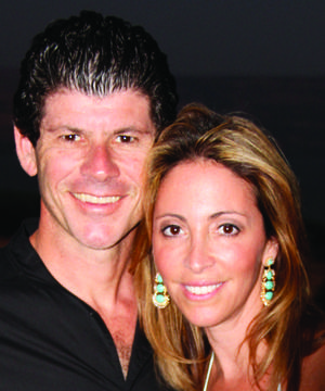 Scott and Jessica Goldman Srebnick