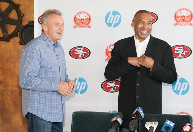 "Joe Montana Will Play in ""Legends of Candlestick"" Flag Football Game on July 12th"