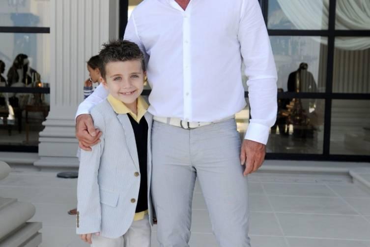 Joey Giordano & Shareef Malnik1