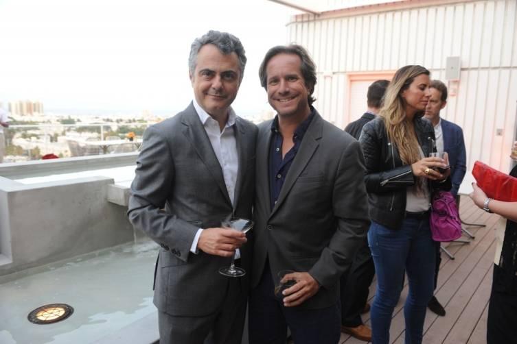 Juan Rovia & Paul Lehr1