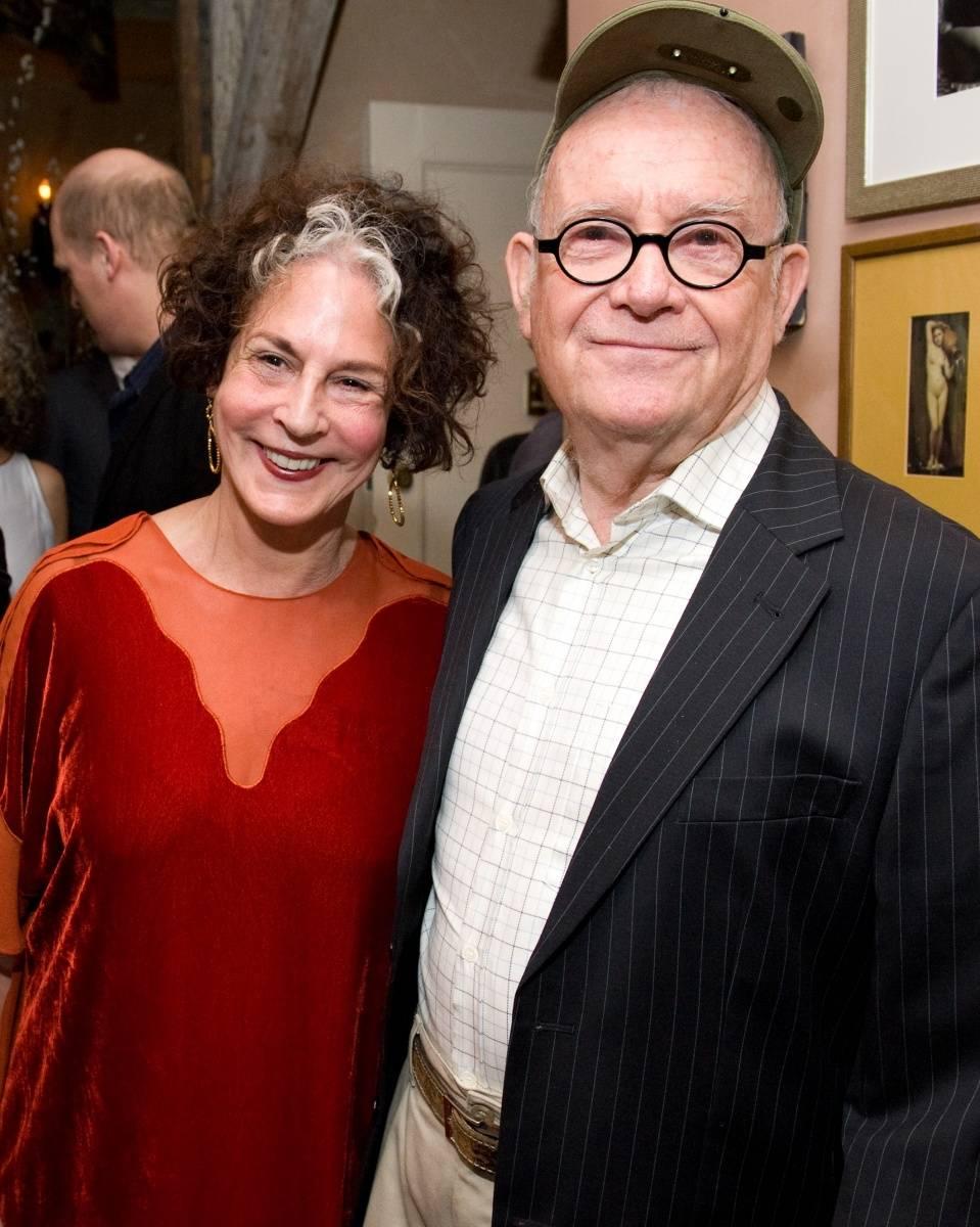 Karen Lashinsky & Buck Henry