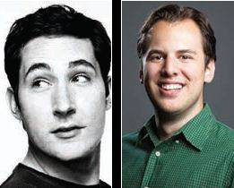 Kevin Systrom And Mike Krieger - Haute Living